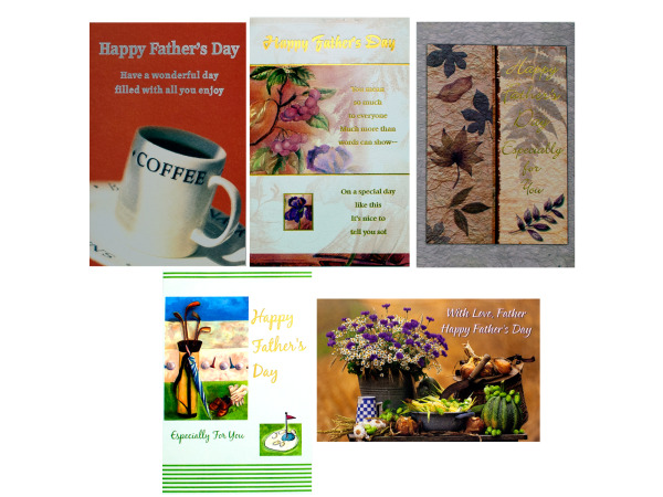 fathers day card english