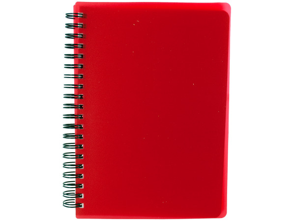 "7"" Red Notebook"