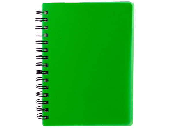 "5"" Green Notebook"