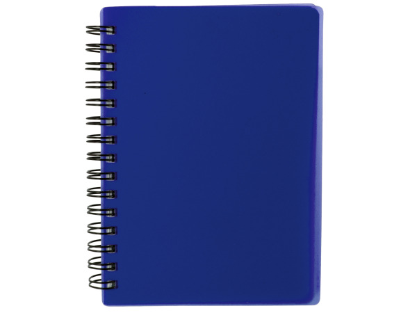 "5"" Blue Notebook"