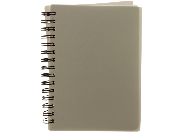 "5"" Silver Notebook"