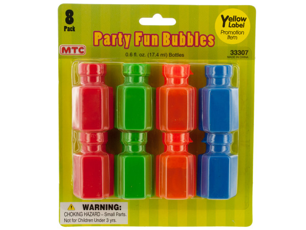 Party Fun Bubbles Set
