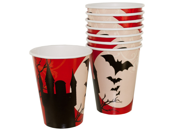 Frightful Night Party Cups Set