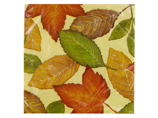 Leaf's Edge Napkins Set