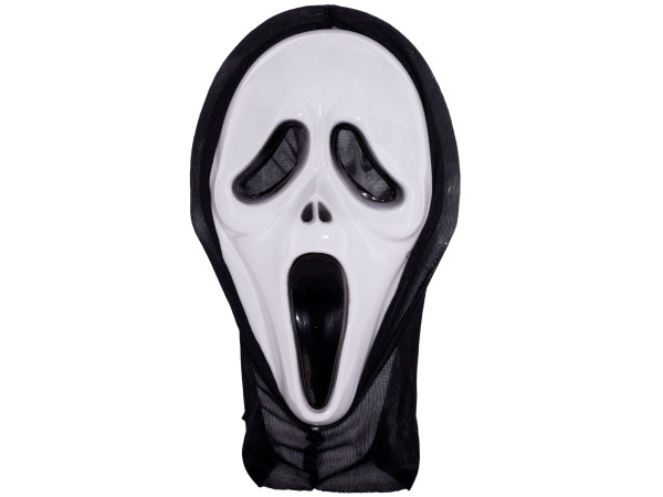 Halloween Ghost Face Mask