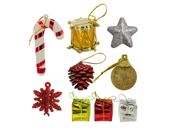 Mini Christmas Ornament Pack