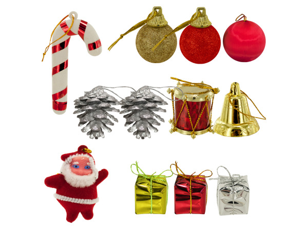 Christmas Ornament Value Pack