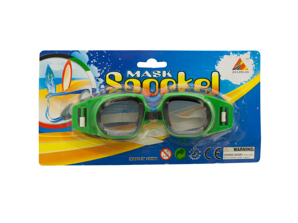 Colorful Swim Goggles