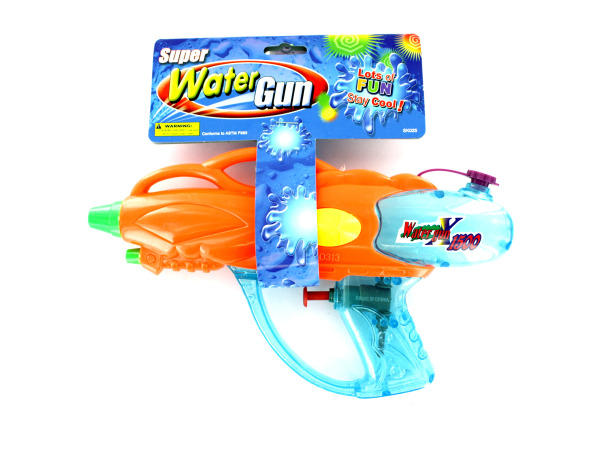 Super water gun