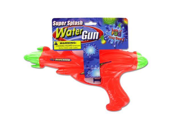 Super splash gun