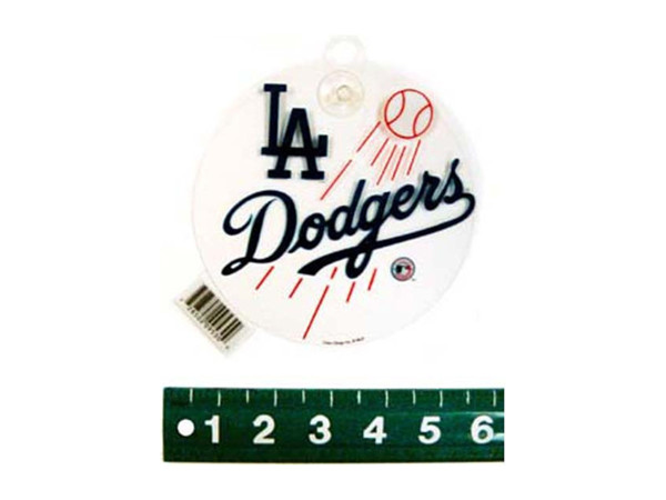 Los Angeles Dodgers Window Cling