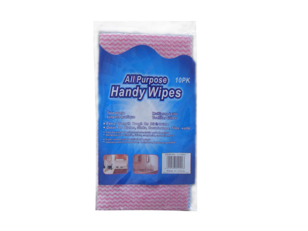 Reusable Multi-Purpose Cleaning Wipes