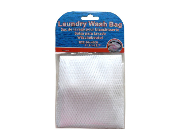 Laundry wash bag
