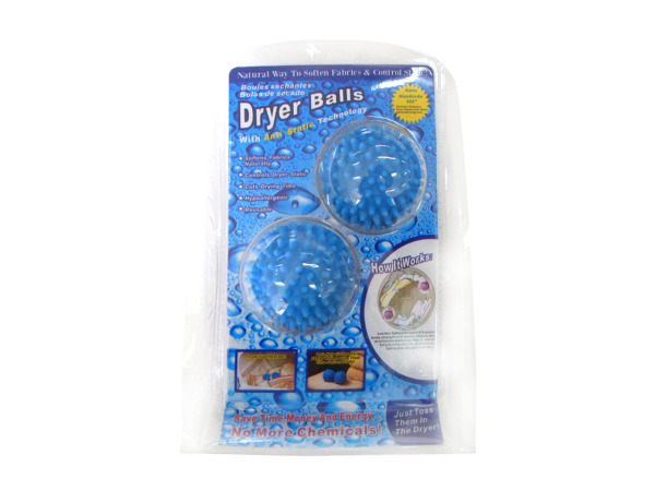 Dryer balls, set of 2