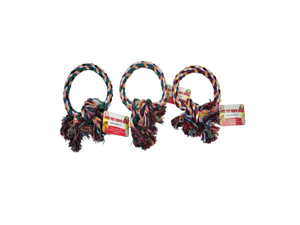 Pet Rope Ring Toy