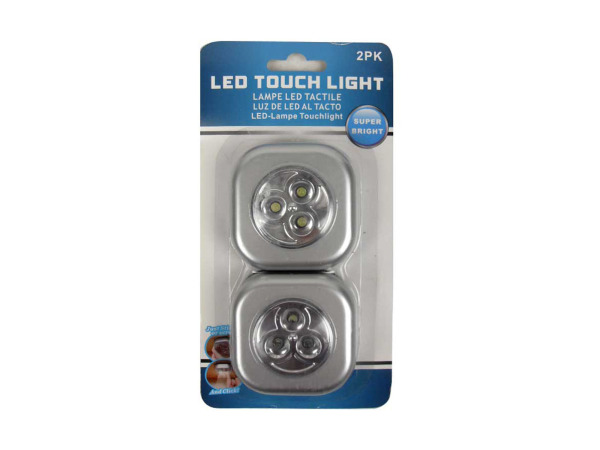 Touch light, 2 pack
