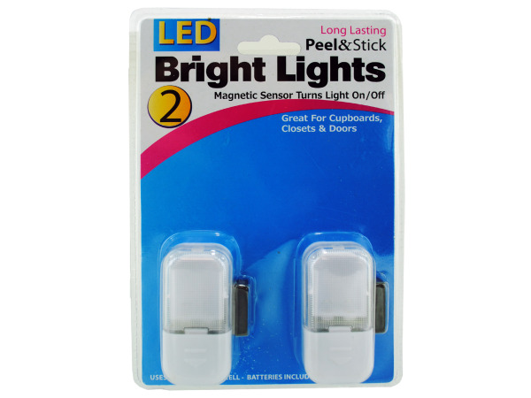 Quick bright lights, pack of 2