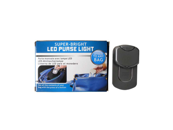 LED purse light