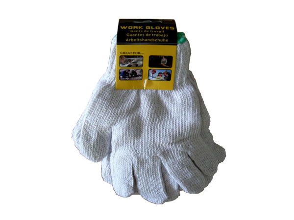 Work gloves, 5 pair