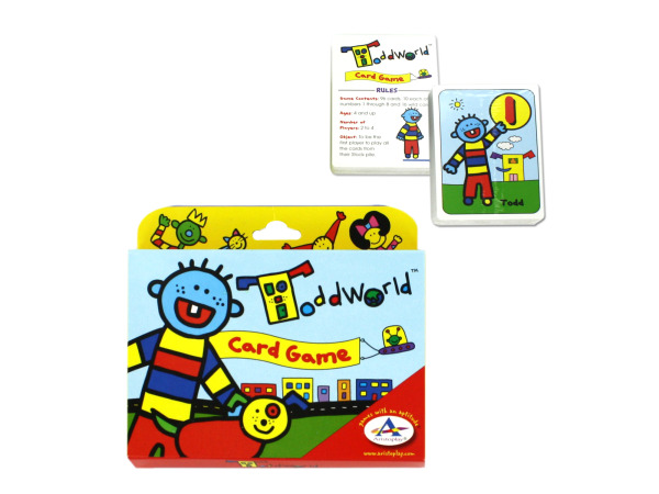 Children's Card Game, 96 pieces