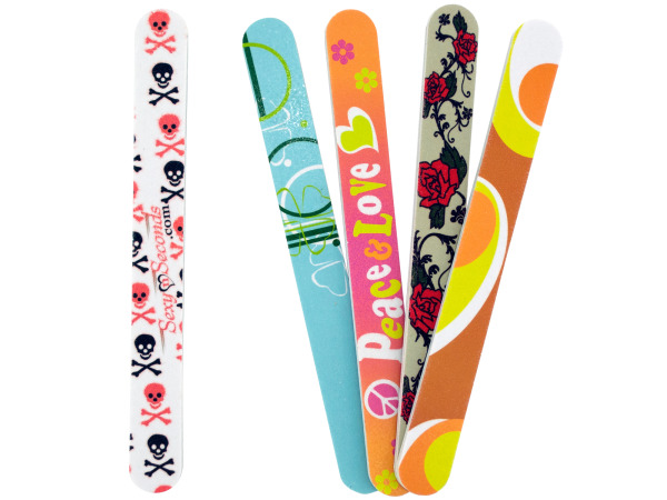 Stylish Nail Files