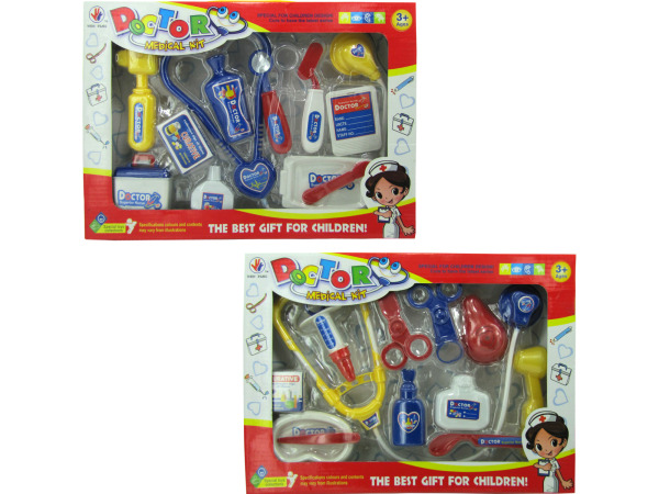 Doctor's Medical Play Set